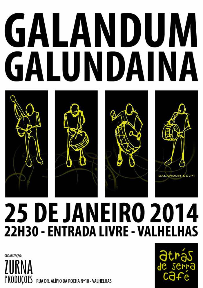 CARTAZ_Galandum_Galundaina