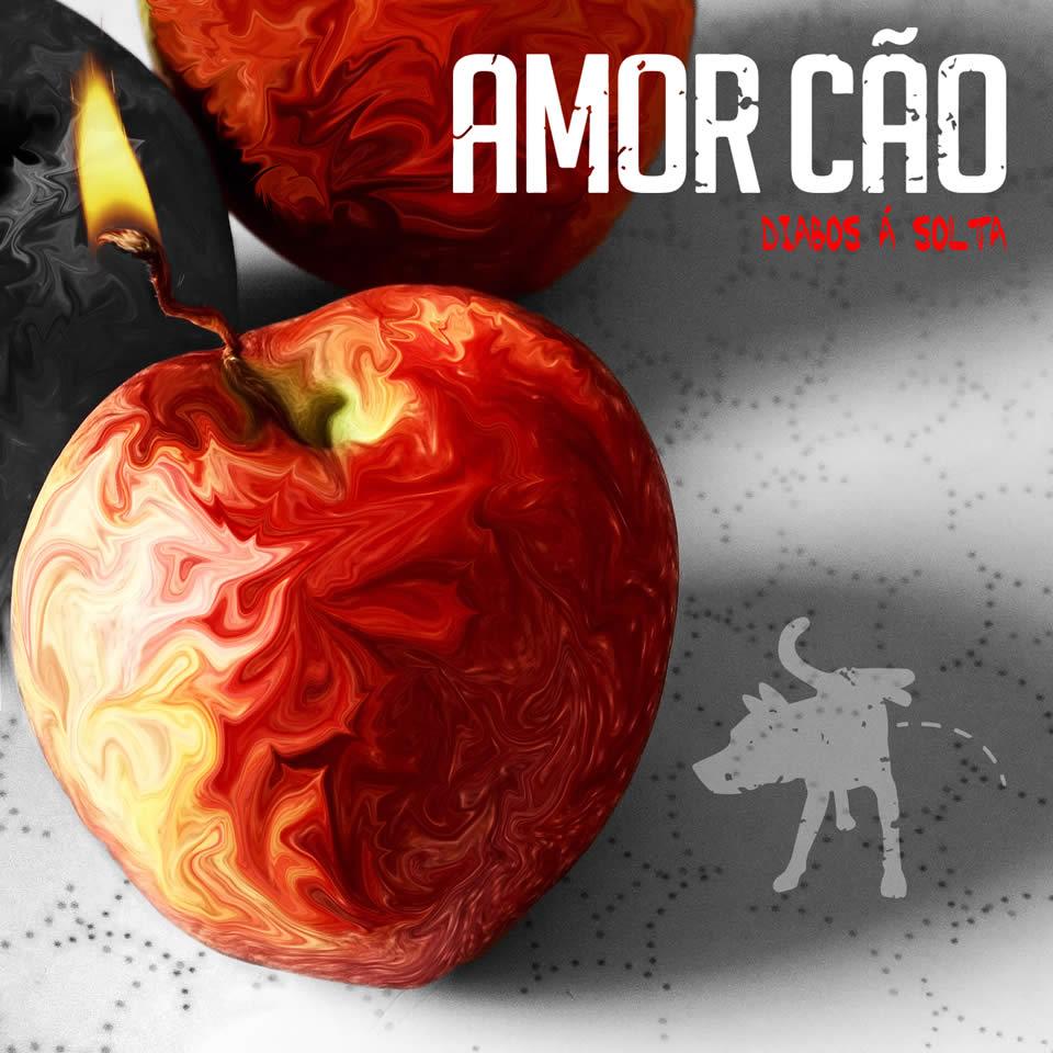 Capa do EP DIABOS À SOLTA (2015)