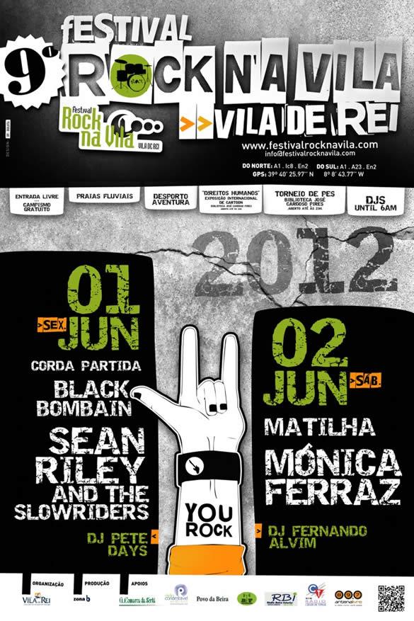 Festival Rock na Vila 2012