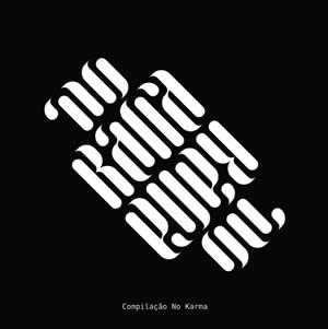 capa de Compilação No Karma