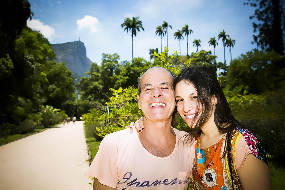 Carminho e Ney Matogrosso no Jardim Botanico, Rio de Janeiro, Brasil 29-01-2015 fotografia: Marisa Cardoso