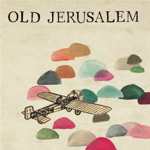 capa de Old Jerusalem