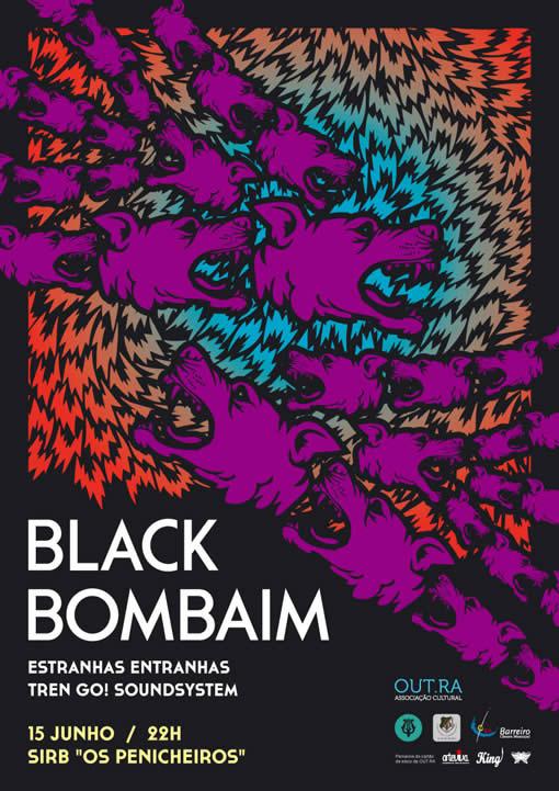 "Black Bombaim – SIRB ""Os Penicheiros"" – Barreiro – 15/Jun/12"