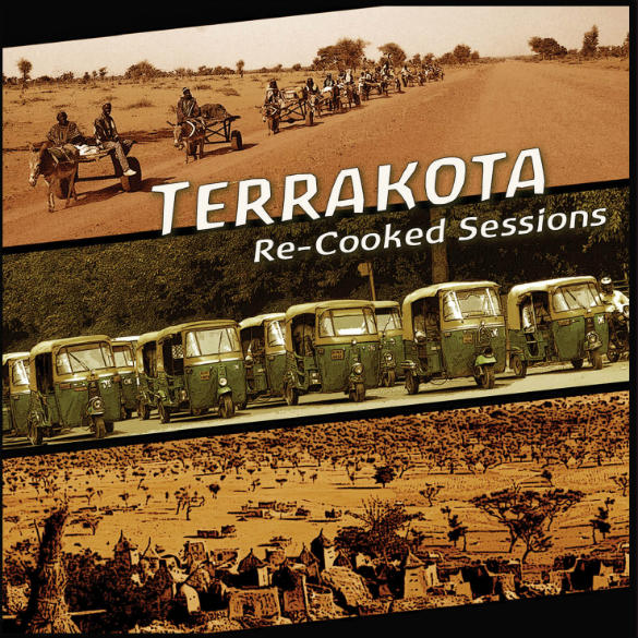 capa de Re-Cooked Sessions