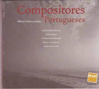 capa de compositores portugueses