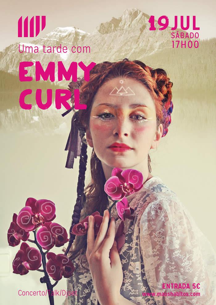 emmy-curl