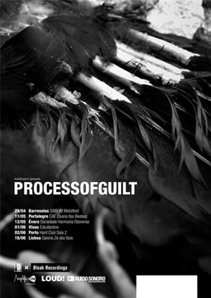 cartaz FÆMIN tour