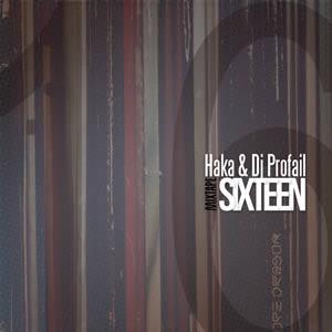 capa de Mixtape Sixteen