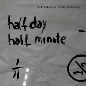 capa de Half Day Half Minute