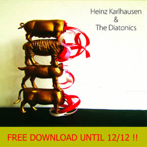 capa de Heinz Karlhausen & The Diatonics