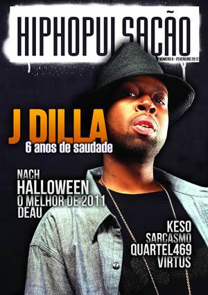capa HIPHOPulsação Magazine #00