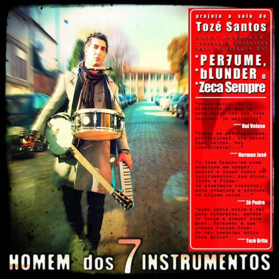 homem dos 7 instrumentos