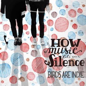 capa de How Music Fits Our Silence
