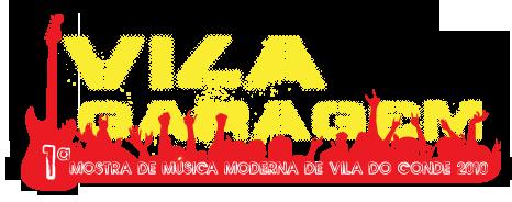 cartaz VilaGaragem