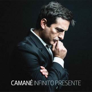 """Camané """"Infinito Presente"""" (Warner, 2015)"""