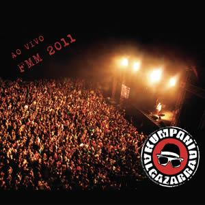 capa de Ao Vivo FMM 2011