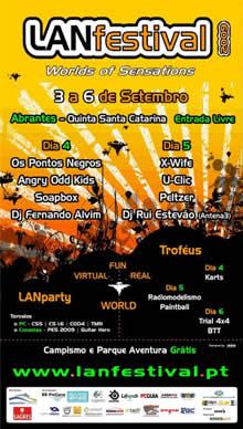 cartaz lanfestival
