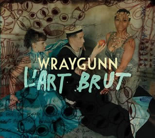 capa de L'Art Brut