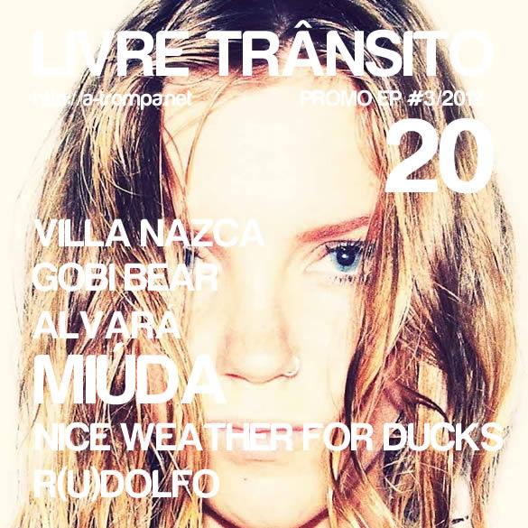 capa de Livre Trânsito 20