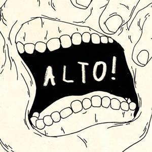 capa de ALTO!