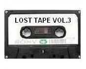 """""""Lost Tape Vol.3"""" – Vários Artistas"""