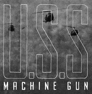 capa de Machine Gun