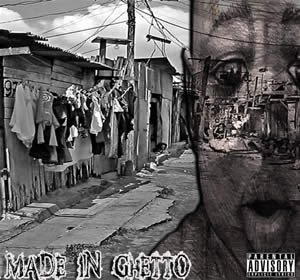 capa de Made In Ghetto
