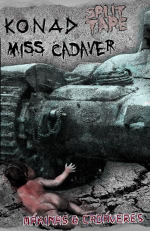 capa de Mákinas & Cadáveres