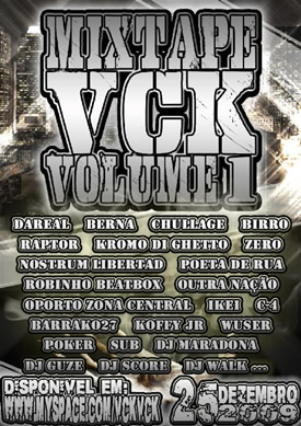 mixtape VCK