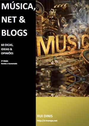 capa de Música, Net & Blogs