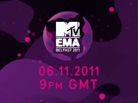 logótipo MTV EMA