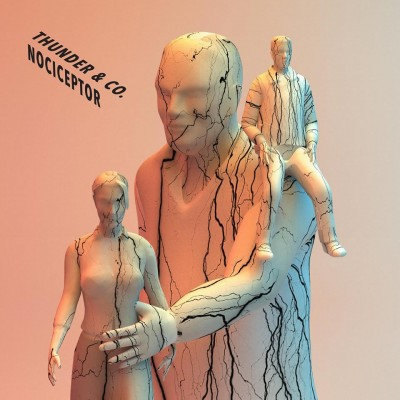 "Thunder & Co. ""Nociceptor"" (CD/Duro/NOS Discos)"