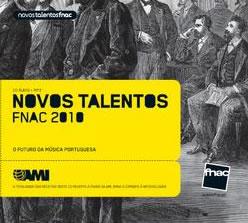 capa de Novos Talentos FNAC 2010