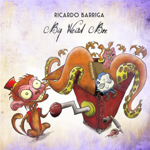 capa de Big Weird Box