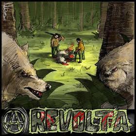 capa de A Revolta #1