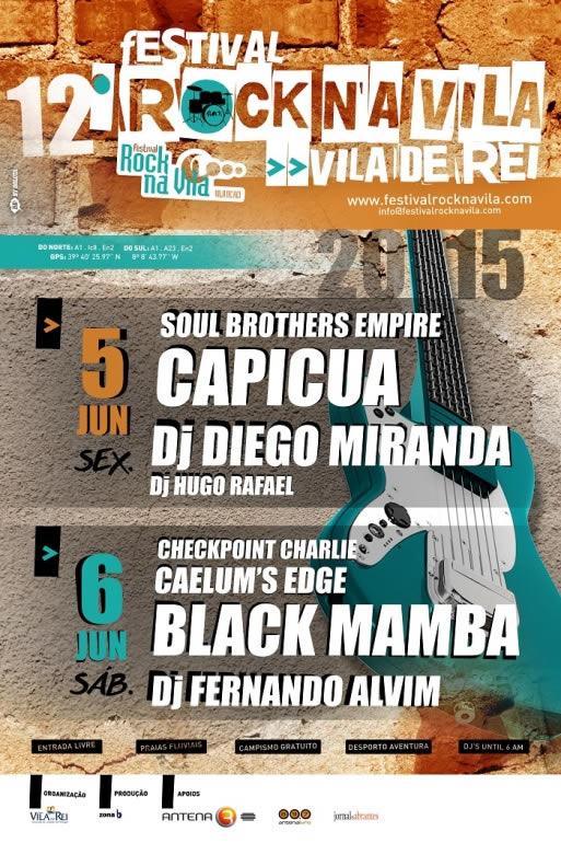[evento] 12º Festival Rock na Vila