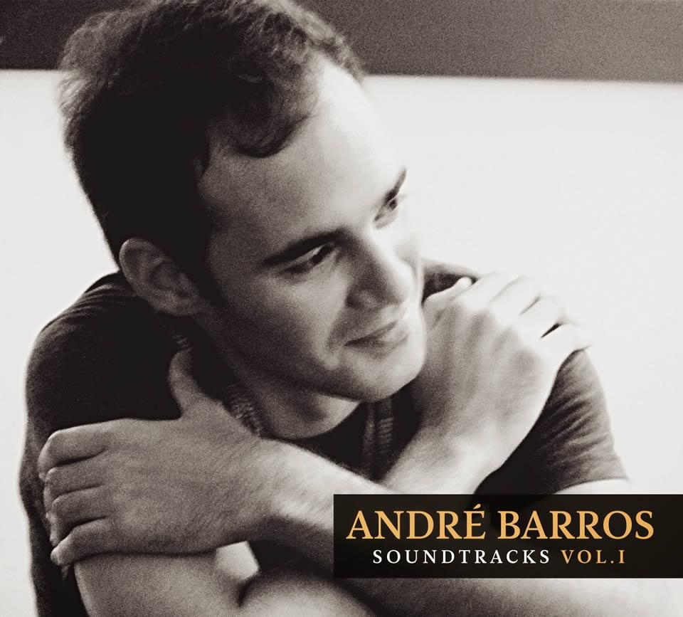 """André Barros """"Soundtracks Vol. I"""" (CD/Omnichord Records)"""