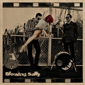 capa de Blowing Sally