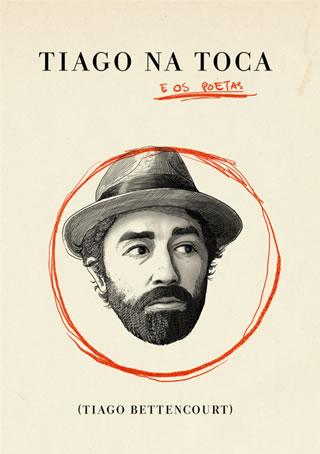 capa de Tiago na Toca