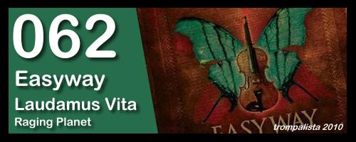 capa de Laudamus Vita