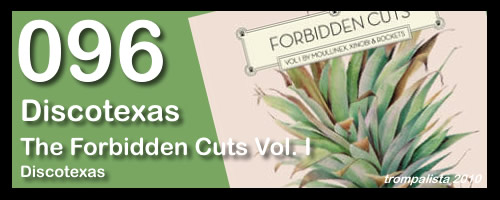 capa deThe Forbidden Cuts Vol. I