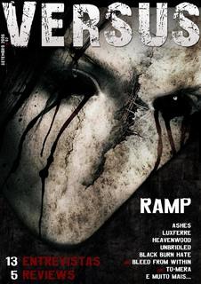 capa Versus Magazine #2