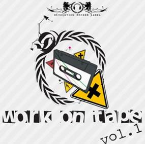 capa de Work on Tape Vol. 1